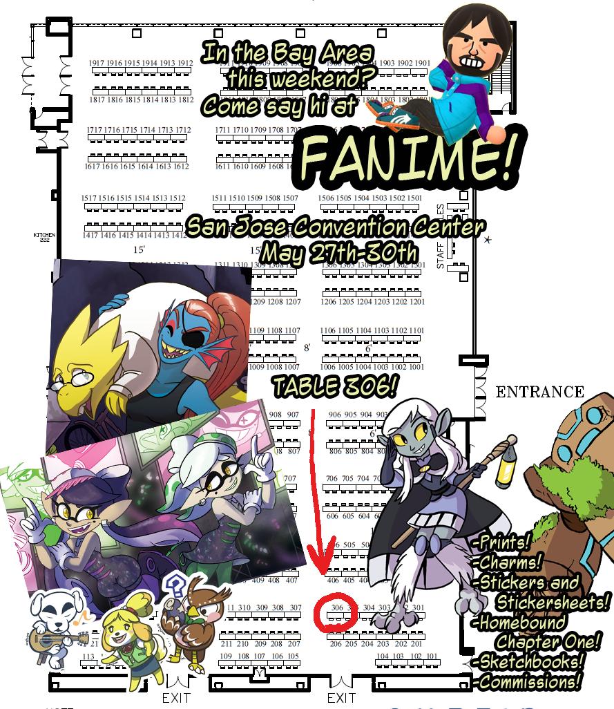 Announcement: FANIME 2016!