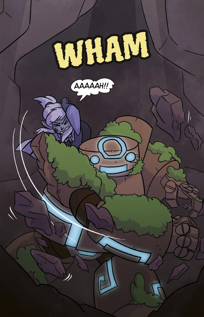 Chapter Three: Smash