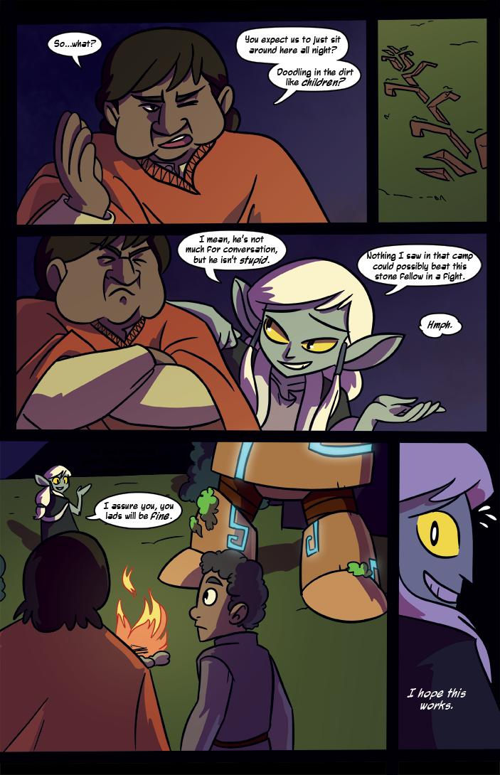 Chapter Three: I'm Sure It's Fine (Announcement!)